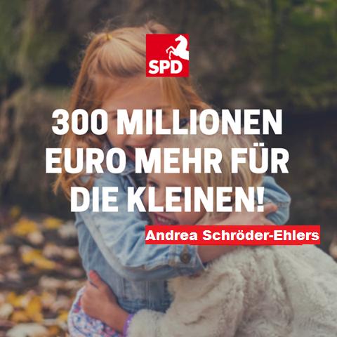 SPD Zuschüsse für frühkindliche Bildung Hansestadt und Landkreis Lüneburg