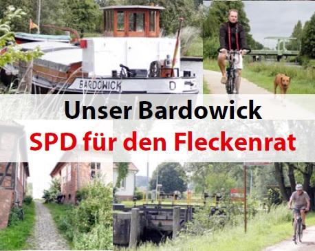 SPD für den Fleckenrat Bardowick