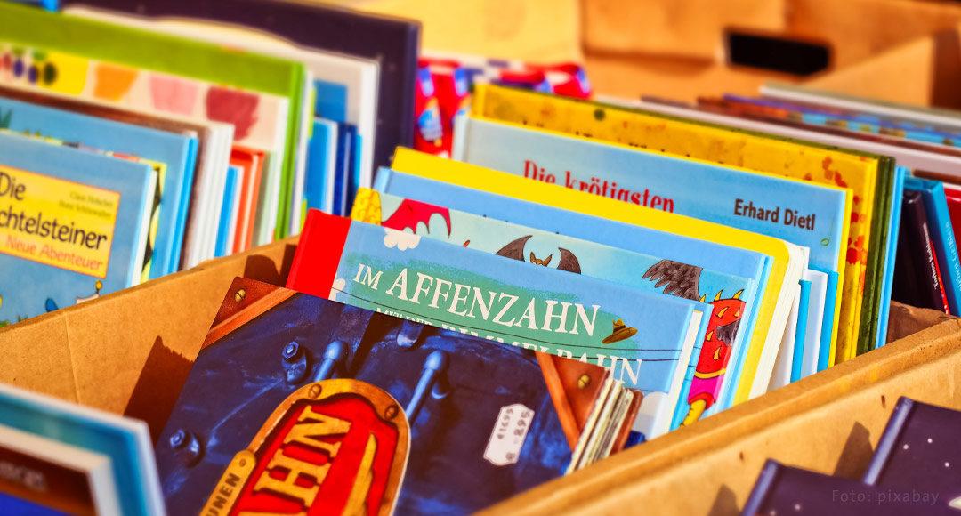 Schulbücherei, Bücherschnecke, Grundschule, Bardowick