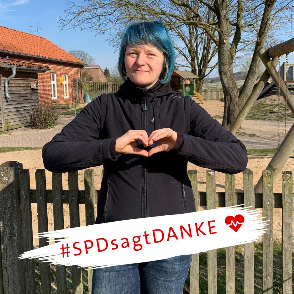 #SPDsagtDanke an die Alltagshelden in der Coronakrise  - Erzieher*innen und Eltern