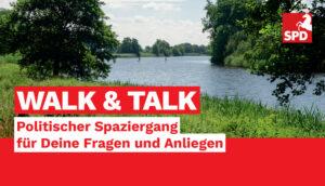 Walk & Talk politischer Spaziergang in der Gemeinde Barum